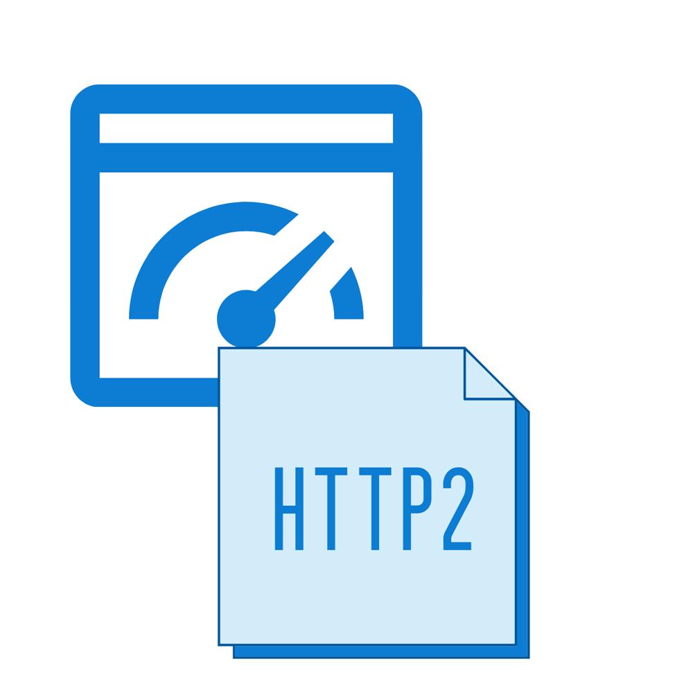 Ladezeit Page Speed optimieren verbessern HTTP2