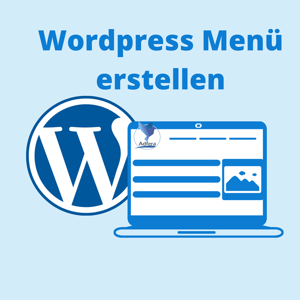 Wie kann ich ein Wordpress Menü erstellen
