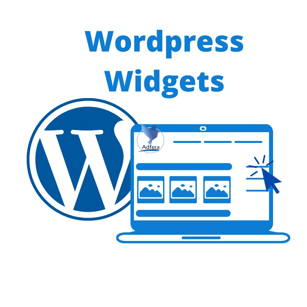 Wordpress Widgets nutzen was ist das