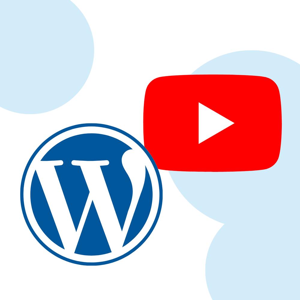 Wordpress Youtube Video einfügen einbinden Iframe